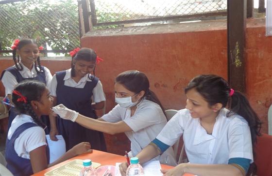 Deloitte collaborates with Mumbai Smiles to organize a