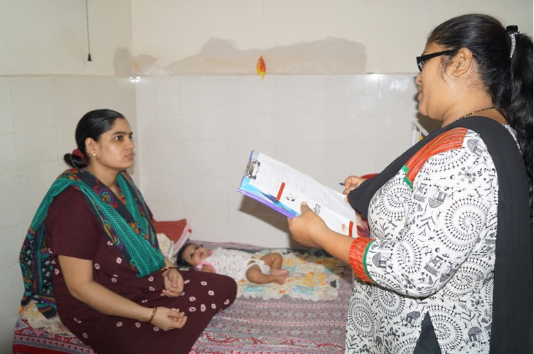Registering a beneficiary from the community